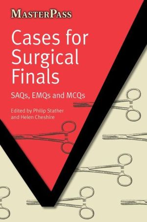 MasterPass: Cases for Surgical Finals - ABC Books