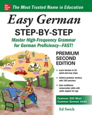 Easy German Step-By-Step, 2e