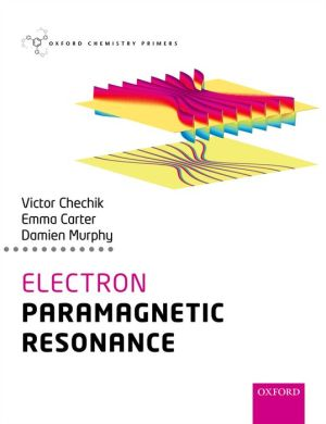 Electron Paramagnetic Resonance - ABC Books