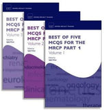 Best of Five MCQs for the MRCP Part 1 Pack - ABC Books