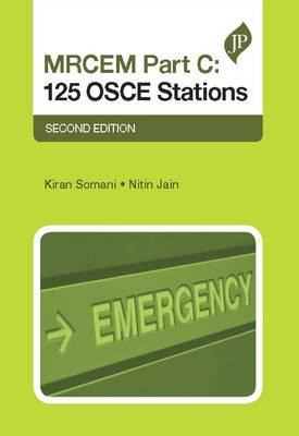 MRCEM Part C: 125 OSCE Stations - ABC Books