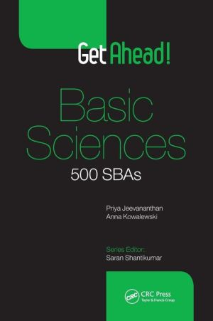 Get Ahead! Basic Sciences: 500 SBAs - ABC Books