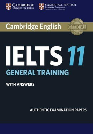 Cambridge IELTS 11 - General Training Student's Book with answers - ABC Books