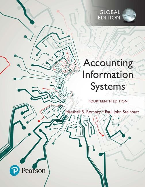 Accounting Information Systems, Global Edition, 14e - ABC Books