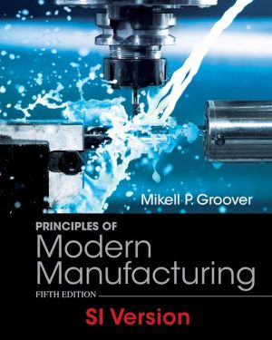 Principles of Modern Manufacturing, 5e, SI Version - ABC Books