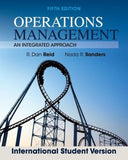 Operations Management 5e International Student Version - ABC Books