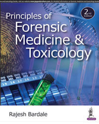 Principles of Forensic Medicine and Toxicology 2/e