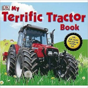 My Terrific Tractor Book - ABC Books
