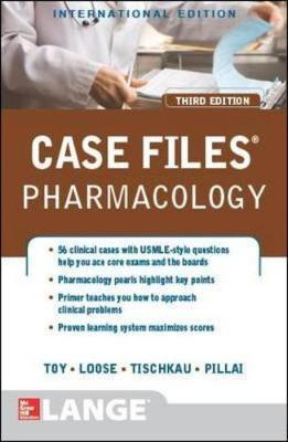 Case Files Pharmacology, 3e - ABC Books