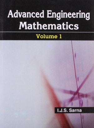 Advanced Engineering Mathematics,Vol.- I, (2 Vol. Set) - ABC Books
