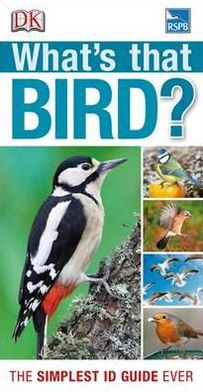 RSPB What's that Bird? - ABC Books