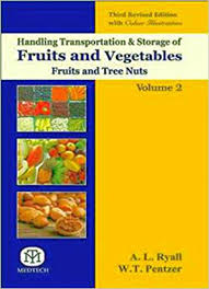 Handling Transportation & Storage of Fruits & Vegetables, Fruits and Tree Nuts: Vol-2 , 3Rd Rev. Edi - ABC Books