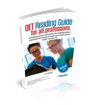 OET (All Professions) Reading Guide - Refresh 2.0