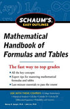 Schaum's Easy Outline of Mathematical Handbook of formulas and Tables, Revised Edition