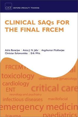 Clinical SAQs for the Final FRCEM