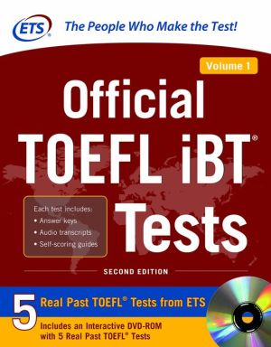 Official TOEFL iBT Tests Volume 1, 2e - ABC Books