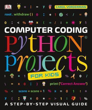 Coding Projects in Python - ABC Books