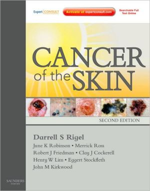 Cancer of the Skin, 2e - ABC Books