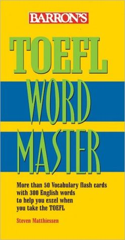 TOEFL Wordmaster