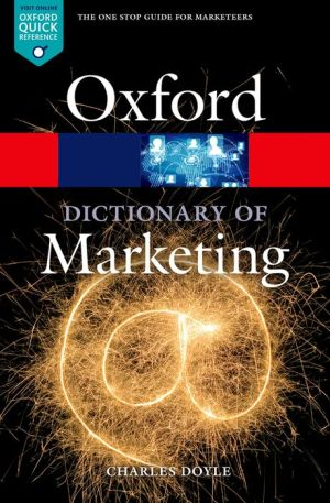 A Dictionary of Marketing 4/e - ABC Books