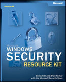 Microsoft Windows Security Resource Kit