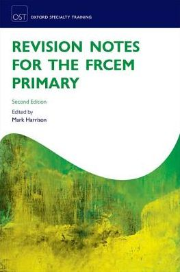 Revision Notes for the FRCEM Primary 2/e - ABC Books