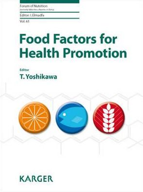 Food Factors for Health Promotion (Forum of Nutrition, Vol. 61) - ABC Books