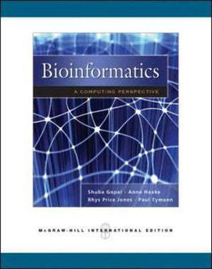 BioInformatics: A Computing Perspective - ABC Books