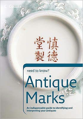 Collins Need to Know? Antique Marks - ABC Books