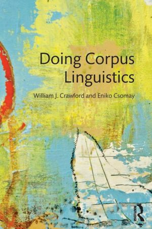 Doing Corpus Linguistics - ABC Books