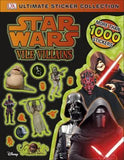 Star Wars Vile Villains Ultimate Sticker Collection - ABC Books