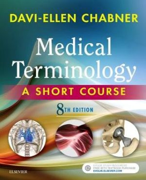 Medical Terminology: A Short Course, 8th Edition