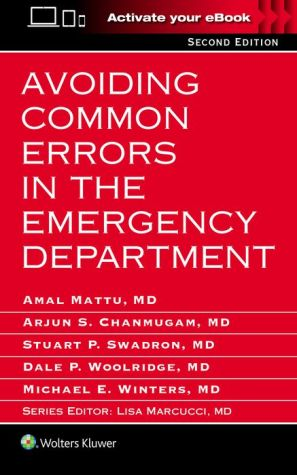 Avoiding Common Errors in the Emergency Department - ABC Books