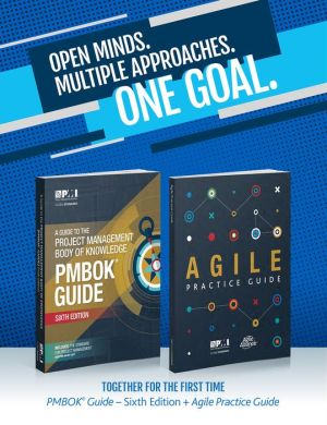 A guide to the Project Management Body of Knowledge (PMBOK guide) & Agile practice guide bundle, 6e - ABC Books