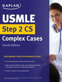 USMLE Step 2 CS Complex Cases: Challenging Cases for Advanced Study ( USMLE Prep ), 4e - ABC Books