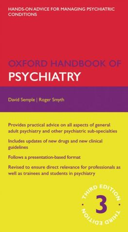 Oxford Handbook of Psychiatry, 3e - ABC Books
