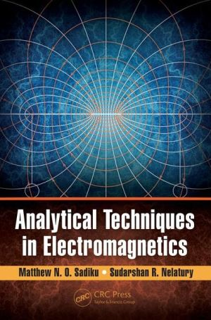 Analytical Techniques in Elecromagnetics - ABC Books