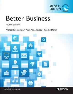 Better Business, Global Edition, 4e - ABC Books