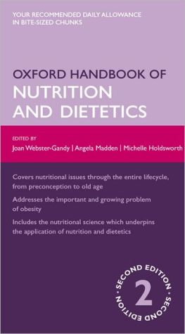 Oxford Handbook of Nutrition and Dietetics, 2e