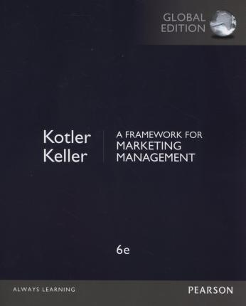 A Framework for Marketing Management, Global Edition, 6e - ABC Books