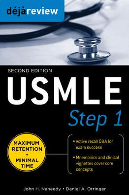 Deja Review USMLE Step 1, 2e