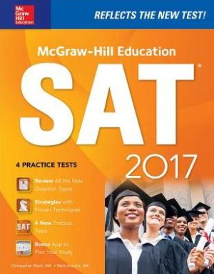 McGraw-Hill Education SAT (2017) - ABC Books
