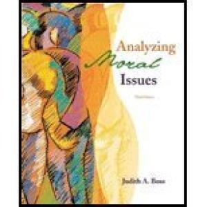Analyzing Moral Issues - ABC Books