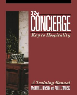 The Concierge: Key to Hospitality - ABC Books