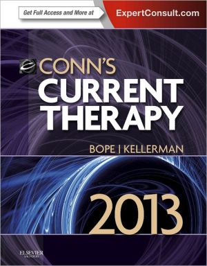 2013 Conn's Current Therapy ** - ABC Books
