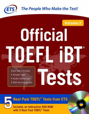 Official TOEFL iBT® Tests Volume 2 - ABC Books