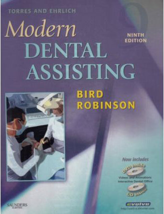 Torres and Ehrlich Modern Dental Assisting - Textbook and Workbook Package, 9e **