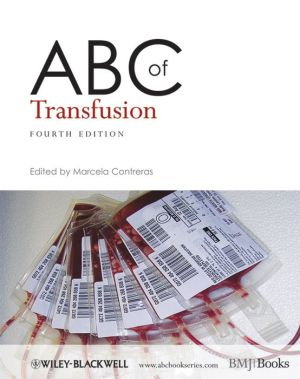 ABC of Transfusion, 4e - ABC Books
