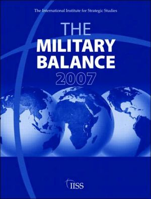 Military Balance: 2007 - ABC Books