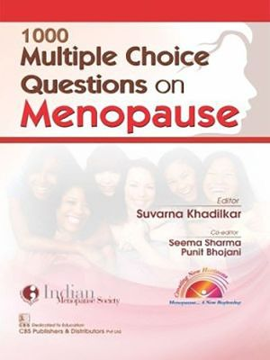 1000 Multiple Choice Questions on Menopause (PB)